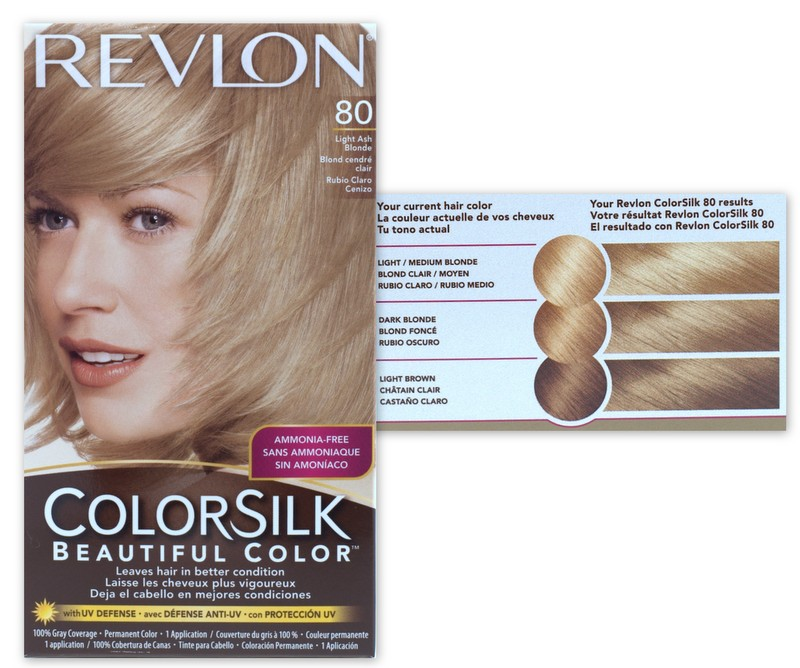 Revlon colorsilk 80 on makeupalley revlon colorsilk hair dye