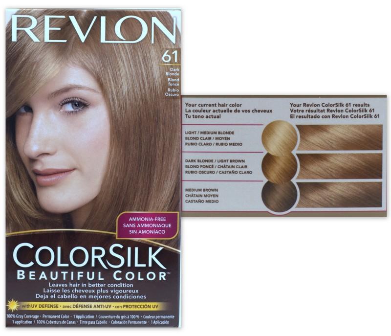 Revlon Colorsilk Farba 61 Ciemny Blond 4262228910