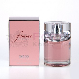 HUGO BOSS FEMME EDP 75 ml NATURAL SPRAY - woda perfumowana damska