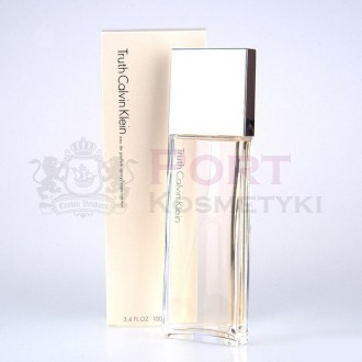 CALVIN KLEIN TRUTH EDP NATURAL SPRAY 100 ML - woda perfumowana damska
