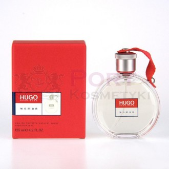 Hugo Boss Hugo Woman EDT 125 ML NATURAL SPRAY - woda toaletowa damska