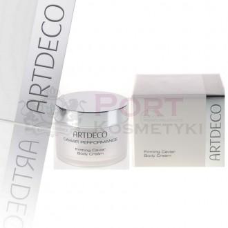 ARTDECO CAVIAR PERFORMANCE - Firming Caviar Body Cream 200 ml - UJĘDRNIAJĄCO MODELUJĄCY KREM DO CIAŁA NA BAZIE KAWIORU