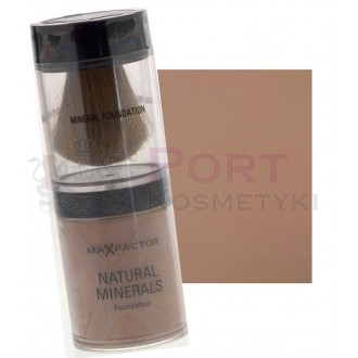 MAX FACTOR NATURAL MINERALS FOUNDATION 10G nr 85