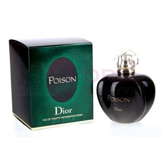 CHRISTIAN DIOR POISON EDT 100 ML NATURAL SPRAY - WODA TOALETOWA DAMSKA