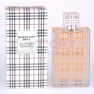 BURBERRY BRIT WOMEN EDT 100 ML NATURAL SPRAY - woda toaletowa damska