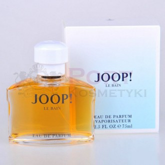JOOP! LE BAIN FOR WOMEN EDP 75 ML NATURAL SPRAY - woda perfumowana damska