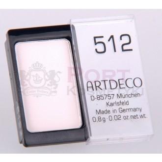 ARTDECO CIEŃ MAGNETYCZNY DO POWIEK 512 matt white