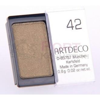 ARTDECO CIEŃ MAGNETYCZNY DO POWIEK 42 pearly smokey golden olive