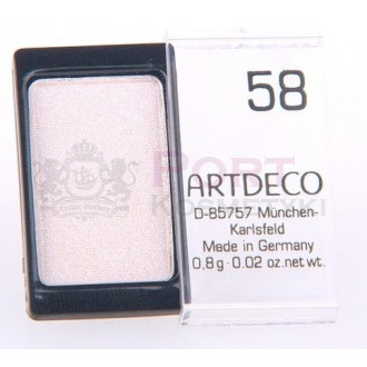 ARTDECO CIEŃ MAGNETYCZNY DO POWIEK 58 pearly winter grey