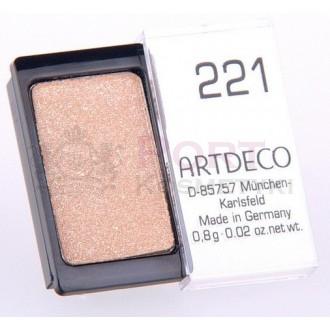 ARTDECO CIEŃ MAGNETYCZNY DO POWIEK 221 golden beige