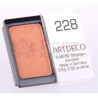 ARTDECO CIEŃ MAGNETYCZNY DO POWIEK 228 shiny bronze
