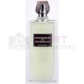 GIVENCHY MONSIEUR DE GIVENCHY EDT 100 ml NATURAL SPRAY - woda toaletowa męska