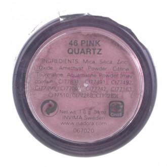 ISADORA MINERAL EYE SHADOW 46 Pink Quartz - Mineralny cień do powiek