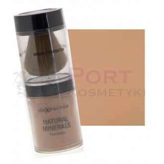 MAX FACTOR NATURAL MINERALS FOUNDATION 10G nr 80