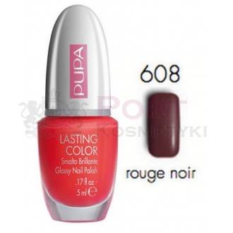PUPA LAKIER DO PAZNOKCI LASTING COLOR 608 GLOSSY NAIL POLISH