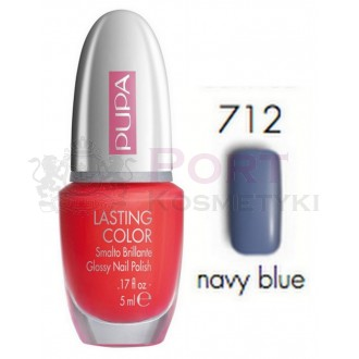 PUPA LAKIER DO PAZNOKCI LASTING COLOR 712 GLOSSY NAIL POLISH
