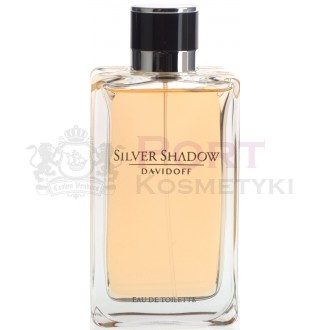 DAVIDOFF SILVER SHADOW EDT 50 ML NATURAL SPRAY - woda toaletowa męska