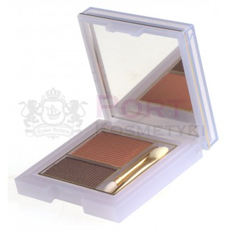 COLLISTAR DUO EYE SHADOW EYE LINER PODWÓJNY CIEŃ DO POWIEK 3 ALBICOCCA-GIANDUIA