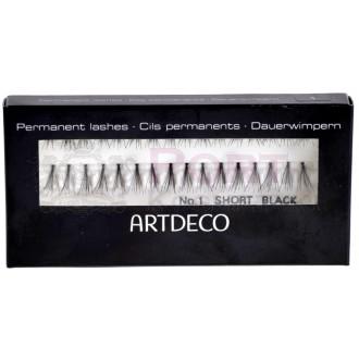 ARTDECO Permanent Lashes - Rzęsy w kępkach (krótkie, dł. ok. 9mm)
