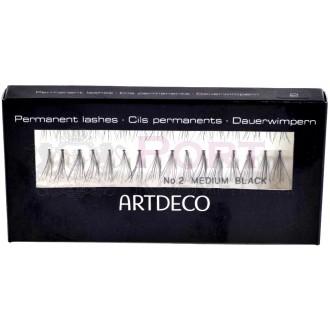 ARTDECO Permanent Lashes - Rzęsy w kępkach (średnie, dł. ok. 12mm)