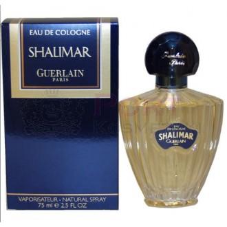 GUERLAIN SHALIMAR EDC 75 ML NATURAL SPRAY - WODA KOLOŃSKA DAMSKA