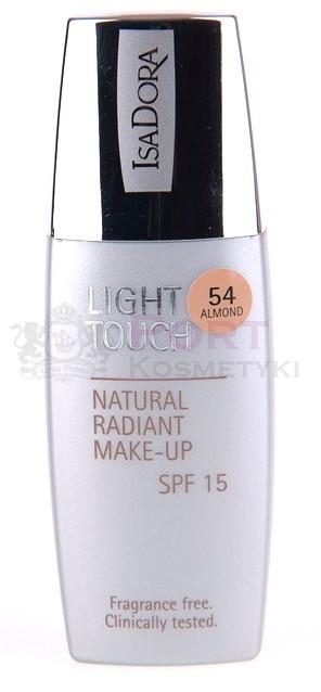 ISADORA LIGHT TOUCH NATURAL RADIANT MAKE-UP SPF15