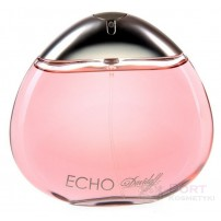 DAVIDOFF ECHO WOMAN EDP 100 ML NATURAL SPRAY - WODA PERFUMOWANA DAMSKA