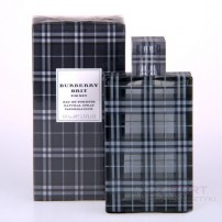 BURBERRY BRIT FOR MEN EDT 100 ML NATURAL SPRAY - Woda toaletowa męska