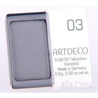 ARTDECO CIEŃ MAGNETYCZNY DO POWIEK 03 pearly granite grey