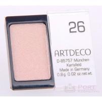 ARTDECO CIEŃ MAGNETYCZNY DO POWIEK 26 pearly medium beige