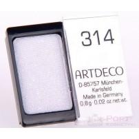 ARTDECO CIEŃ MAGNETYCZNY DO POWIEK 314 glam white grey