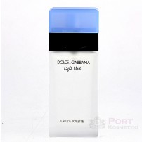 D&G DOLCE & GABBANA LIGHT BLUE EDT 50 ML - WODA TOALETOWA DAMSKA tester