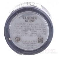 ISADORA MINERAL EYE SHADOW 41 Silver Stone - Mineralny cień do powiek