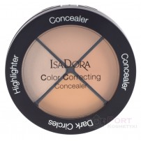 ISADORA Color Correcting Concealer NEUTRAL NR.32 - Paleta korektorów