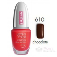 PUPA LAKIER DO PAZNOKCI LASTING COLOR 610 GLOSSY NAIL POLISH
