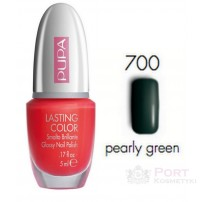 PUPA LAKIER DO PAZNOKCI LASTING COLOR 700 GLOSSY NAIL POLISH