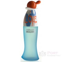 MOSCHINO CHEAP&CHIC I LOVE LOVE EDT 30ML - woda toaletowa damska