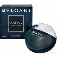 BVLGARI AQVA POUR HOMME EDT 100 ML NATURAL SPRAY - Woda toaletowa męska