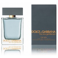 D&G DOLCE & GABBANA THE ONE FOR GENTLEMAN FOR MEN EDT 100 ML - WODA TOALETOWA MĘSKA
